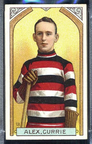 1911-1912 C55 Imperial Tobacco #13 Alex Currie Ottawa - Front