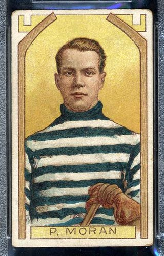 1911-1912 C55 Imperial Tobacco #1 Paddy Moran Quebec - Front