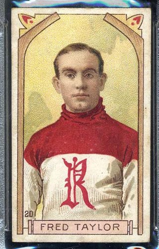 1911-1912 C55 Imperial Tobacco #20 Fred Taylor Renfrew - Front