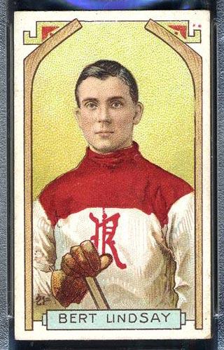 1911-1912 C55 Imperial Tobacco #21 Bert Lindsay Renfrew - Front
