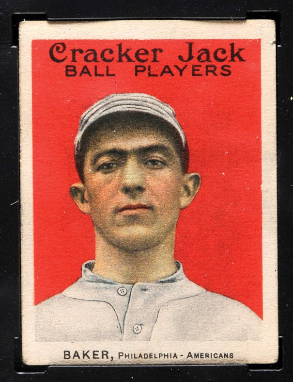 Bmw Sportscards Frank Home Run Baker 2 1914 E145