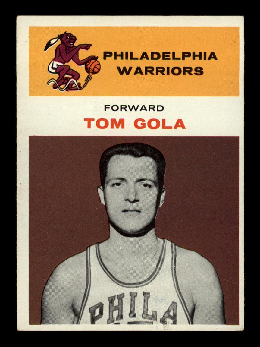 BMW Sportscards Tom Gola 14
