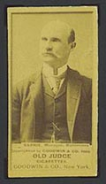 1887-1890 N172 Old Judge Cigarettes Billy Barnie Baltimore