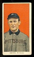 1909-1911 T206 Bill Abstein Pittsburg