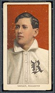 1909-1911 T206 Cy Barger Rochester