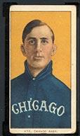 1909-1911 T206 Jake Atz Chicago Amer. (American)