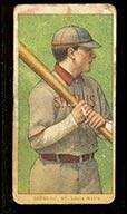 1909-1911 T206 Jap Barbeau St. Louis Nat'l (National)