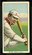 1909-1911 T206 Johnny Bates Boston Nat'l (National)