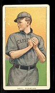 1909-1911 T206 Neal Ball Cleveland