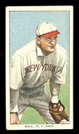 1909-1911 T206 Neal Ball N.Y. Amer. (American)