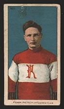 1910-1911 C56 Imperial Tobacco #1 Frank Patrick Renfrew - Front