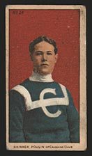 1910-1911 C56 Imperial Tobacco #24 Skinner Poulin Canadian - Front