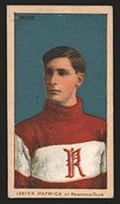 1910-1911 C56 Imperial Tobacco #26 Lester Patrick Renfrew - Front
