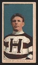 1910-1911 C56 Imperial Tobacco #6 Edgar Dey Haileybury - Front