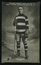 1910-1911 Sweet Caporal #13 Alex Currie Ottawa - Front