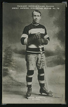 1910-1911 Sweet Caporal #14 Bruce Ridpath Ottawa - Front
