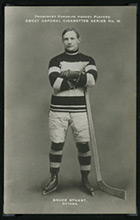 1910-1911 Sweet Caporal #15 Bruce Stuart Ottawa - Front