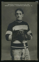 1910-1911 Sweet Caporal #16 Percy Lesueur Ottawa - Front