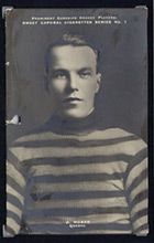 1910-1911 Sweet Caporal #1 Paddy Moran Quebec - Front