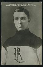 1910-1911 Sweet Caporal #21 Bert Lindsay Renfrew - Front