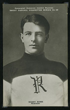 1910-1911 Sweet Caporal #23 Bobby Rowe Renfrew - Front