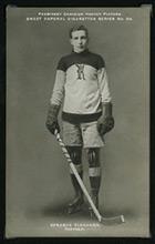 1910-1911 Sweet Caporal #24 Sprague Cleghorn Renfrew - Front