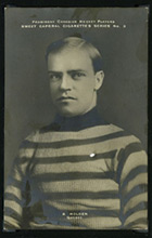 1910-1911 Sweet Caporal #3 Barney Holden Quebec - Front