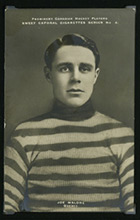 1910-1911 Sweet Caporal #4 Joe Malone Quebec - Front
