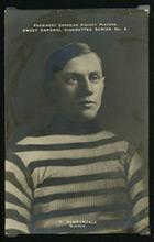 1910-1911 Sweet Caporal #6 Tom Dunderdale Quebec - Front