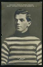 1910-1911 Sweet Caporal #7 Ken Mallen Quebec - Front