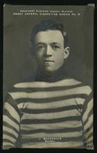1910-1911 Sweet Caporal #8 Jack MacDonald Quebec - Front