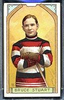 1911-1912 C55 Imperial Tobacco #15 Bruce Stuart Ottawa - Front
