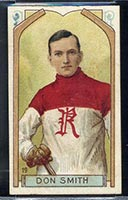 1911-1912 C55 Imperial Tobacco #19 Don Smith Renfrew - Front