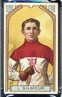 1911-1912 C55 Imperial Tobacco #22 Larry Gilmour Renfrew - Front