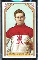 1911-1912 C55 Imperial Tobacco #24 Sprague Cleghorn Renfrew - Front
