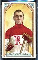 1911-1912 C55 Imperial Tobacco #25 Odie Cleghorn Renfrew - Front