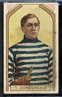 1911-1912 C55 Imperial Tobacco #6 Tom Dunderdale Quebec - Front