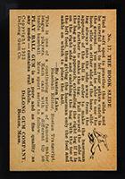1933 DeLong #17 Pepper Martin St. Louis Cardinals - Back