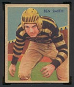 1935 National Chicle #16 Ben Smith Pittsburgh Pirates - Front