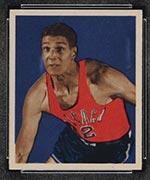 1948 Bowman #20 Ellis (Gene) Vance Chicago Stags - Front