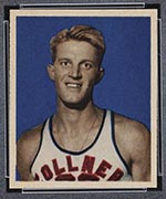 1948 Bowman #24 Leo Klier Fort Wayne Zollner Pistons - Front