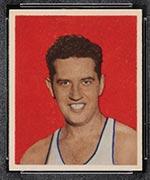 1948 Bowman #6 Bob Feerick Washington Capitols - Front