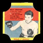 1950-1951 D290-12 Bread for Energy Billy Graham Welterweight Boxer