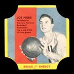 1950-1951 D290-12 Bread for Energy Joe Fulks Philadelphia Warriors