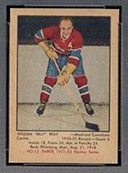 1951-1952 Parkhurst #13 Billy Reay Montreal Canadiens