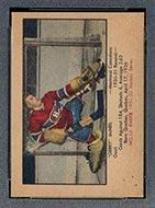 1951-1952 Parkhurst #15 Gerry McNeil Montreal Canadiens