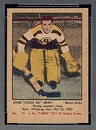 1951-1952 Parkhurst #19 Jim Henry Boston Bruins