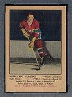 1951-1952 Parkhurst #5 Bert Olmstead Montreal Canadiens