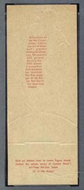 1951 Topps Connie Mack All-Stars Jimmy Collins Boston Americans - Tan Back
