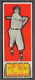 1951 Topps Major League All-Stars George Kell Detroit Tigers - Front